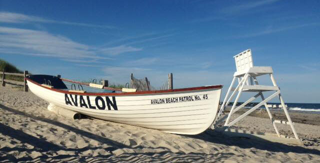 A Barrier Island That Measures 7 ½ Miles Long And 3 To 4 Blocks Wide Consisting Of Two Separate But Similar Boroughs Avalon Stone Harbor